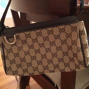 Authentic Small Gucci Shoulder Bag